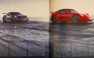 EVO MAGAZINE – GT3 vs GT3 RS